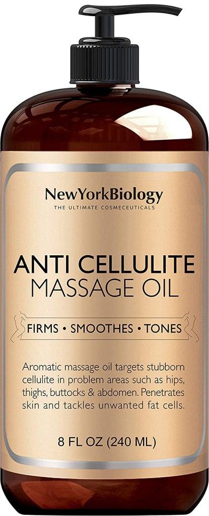 aceite para la celulitis