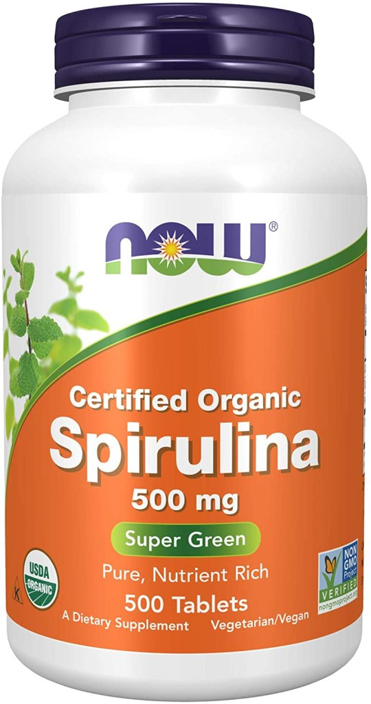 pastillas de espirulina para bajar de peso