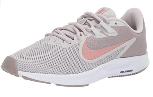 zapatos deportivos rosa