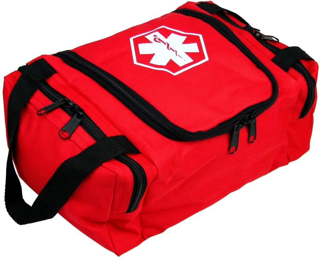 bolso para botiquin de primeros auxilios