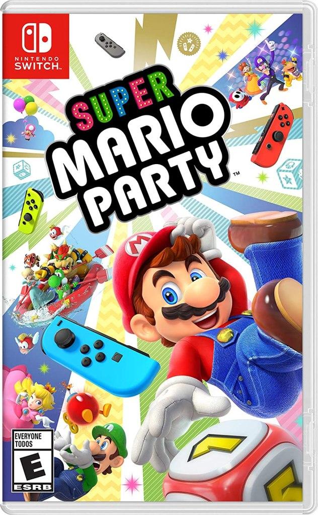juego para nintendo switch de Mario