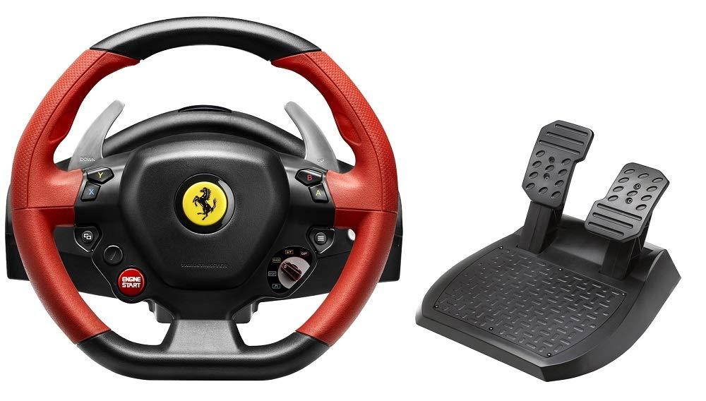 volante y pedales para xbox one