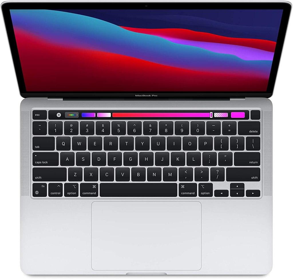 macBook pro de apple con chip m1