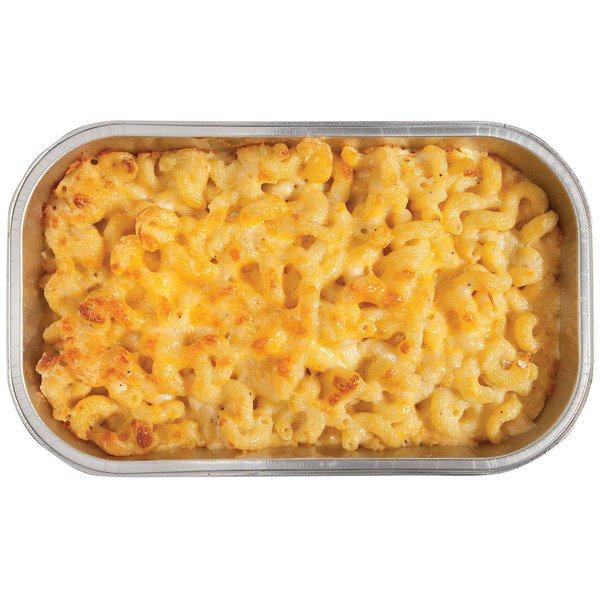 bandeja de macarrones con queso de costco