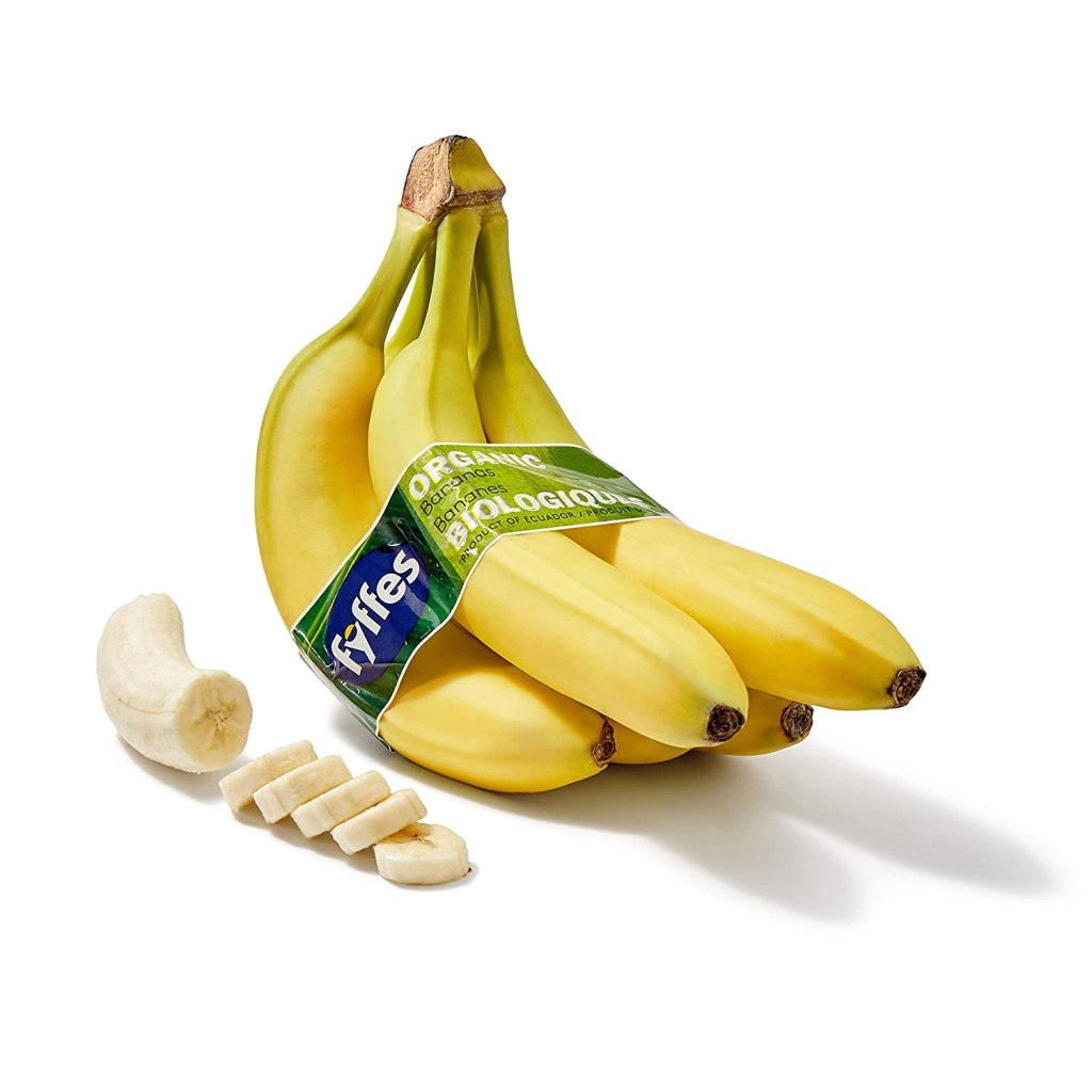 bananas orgánicas