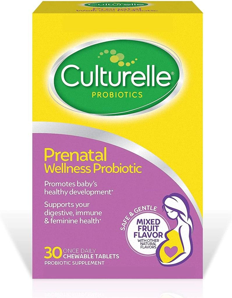 probióticos prenatales