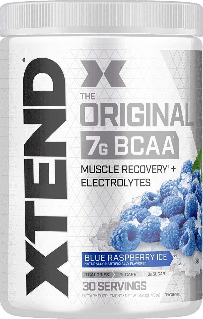 suplementos para la recuperación muscular
