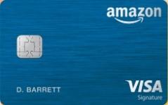 tarjeta visa signature de amazon