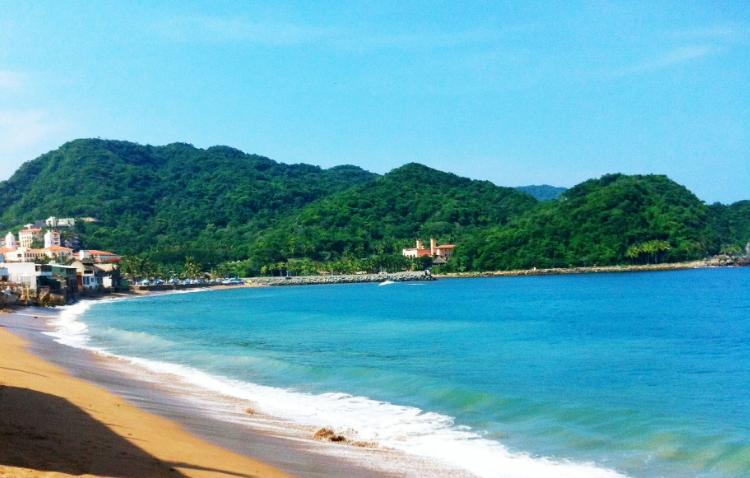 playas en méxico barra de navidad