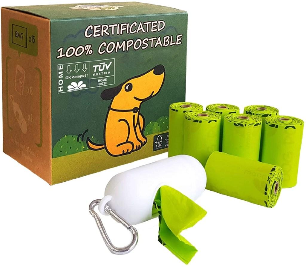 bolsas biodegradables para desechos