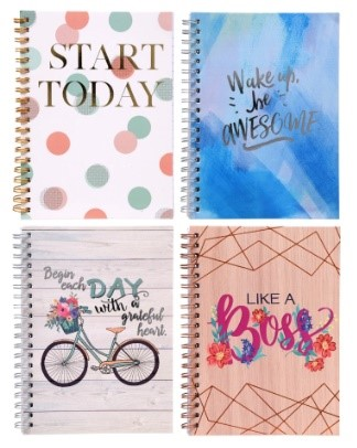 cuadernos con portadas divertidas