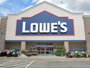 fachada de lowe's