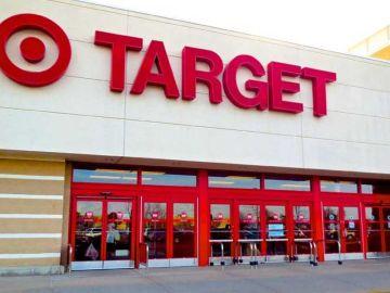 fachada de target
