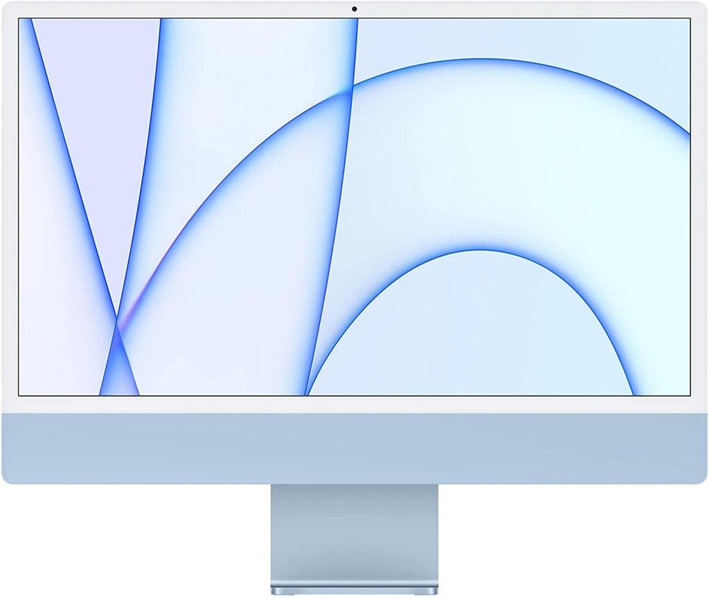 iMac de apple con chip m1
