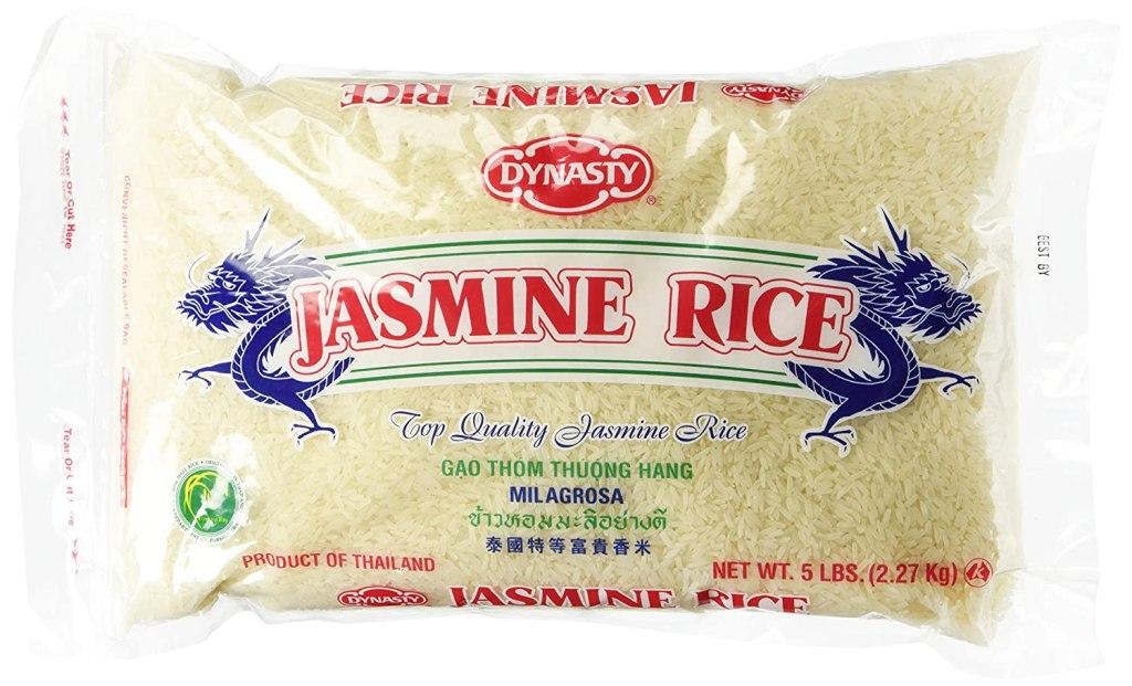 arroz jazmín
