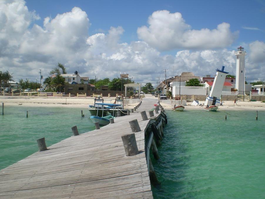 playas en méxico puerto morelos
