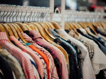 ropa económica