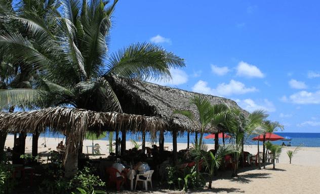 playas en méxico san pancho