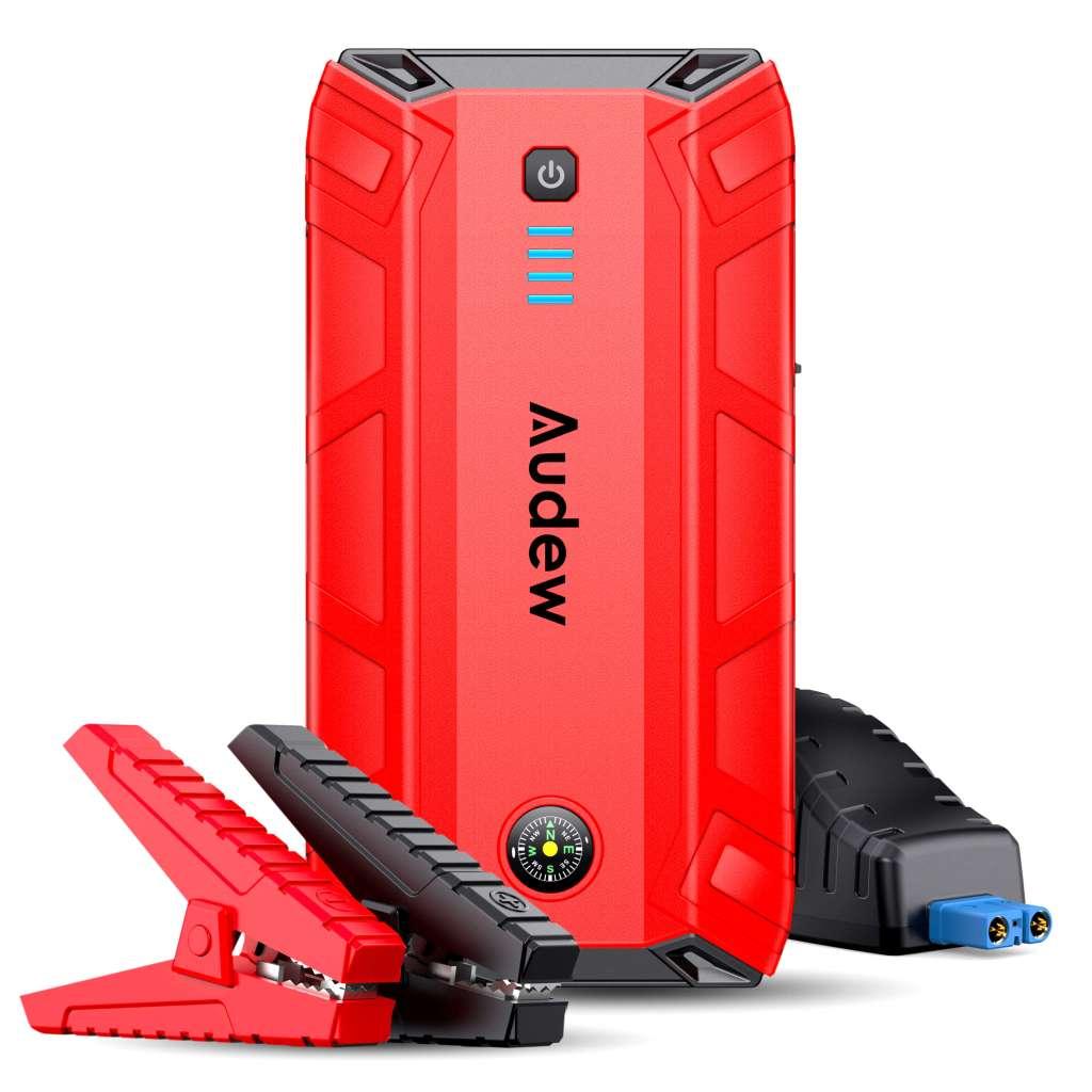 Bateria externa para auto Audew