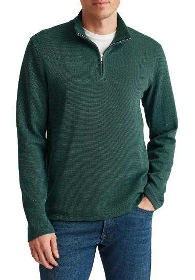 pullover verde para hombre
