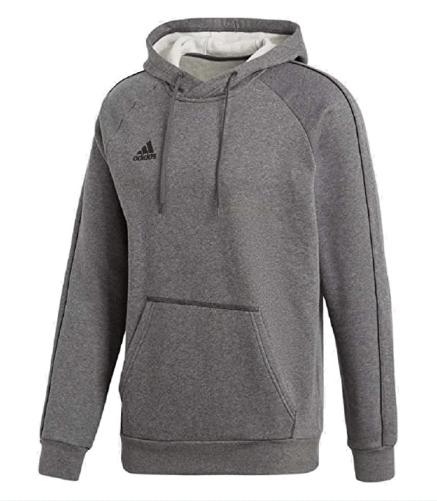 sudadera gris para hombres con capucha