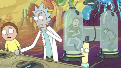 ricky y morty2