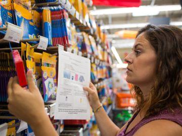 Organizándote y siguiendo estos consejos podrás ahorrar en tus compras de regreso a clases en todo lo que tus hijos necesitan y más