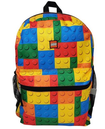 mochila de lego