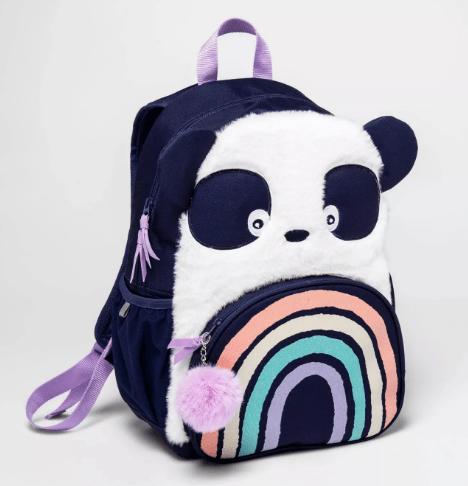 mochila de panda