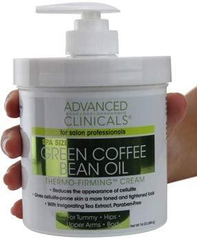 crema reafirmante y antiestrías advance clinicals