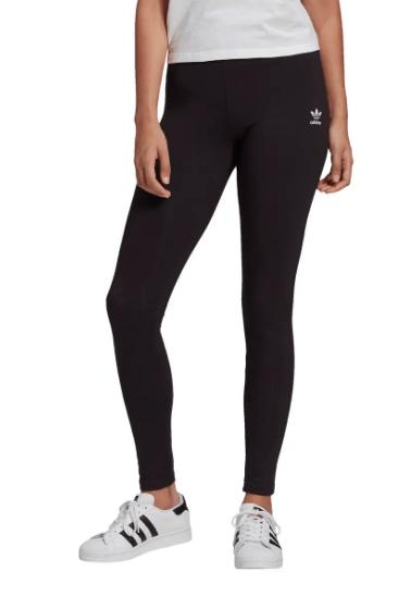 pantalón deportivo negro adidas