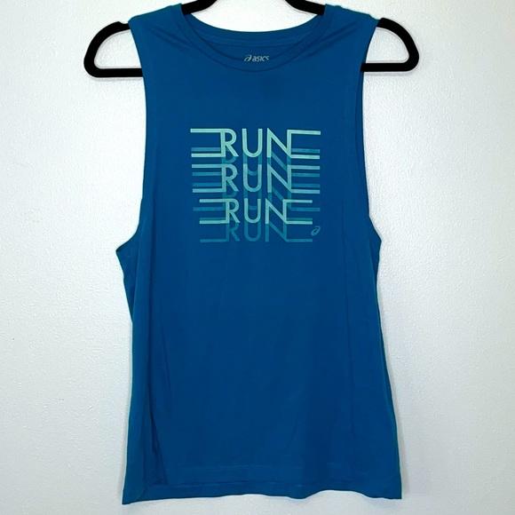 Camiseta deportiva para damas Asics