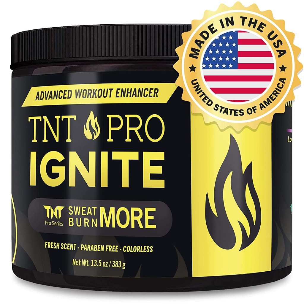 Crema quema grasa TNT Pro Series