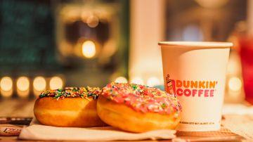 El menú de otoño estará disponible en restaurantes Dunkin' de todo el país para el 18 de agosto.
