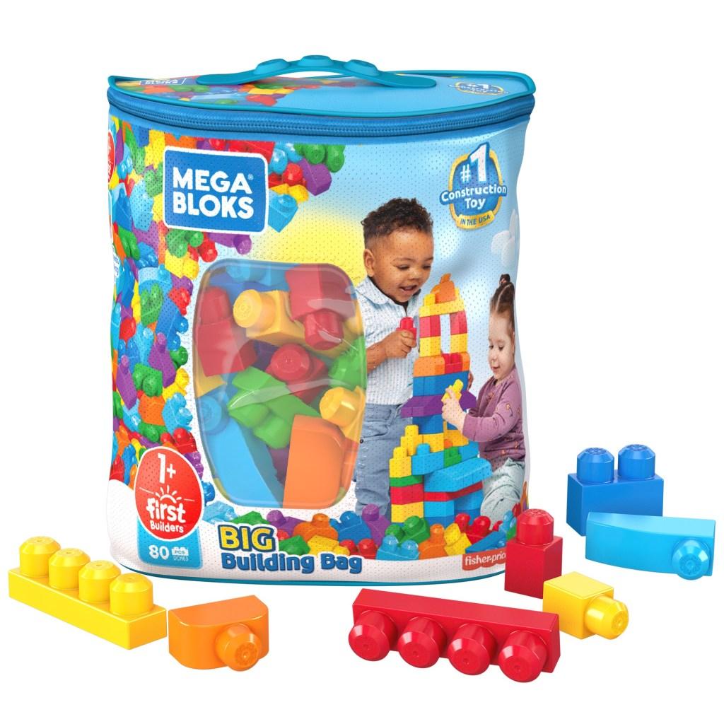 Juego de bloques para niños Mega Blocks