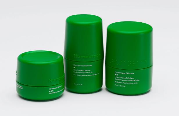 Kit de skin care Humanrace