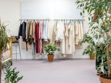 rack de ropa plus size