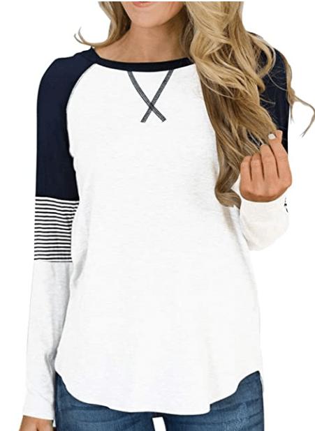 blusa deportiva para mujer
