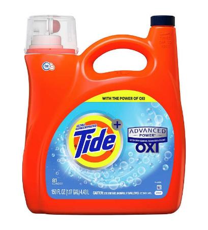 detergente Tide