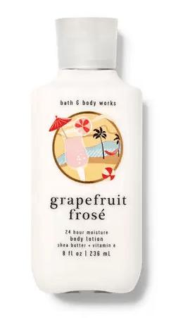 loción corporal bath & body works