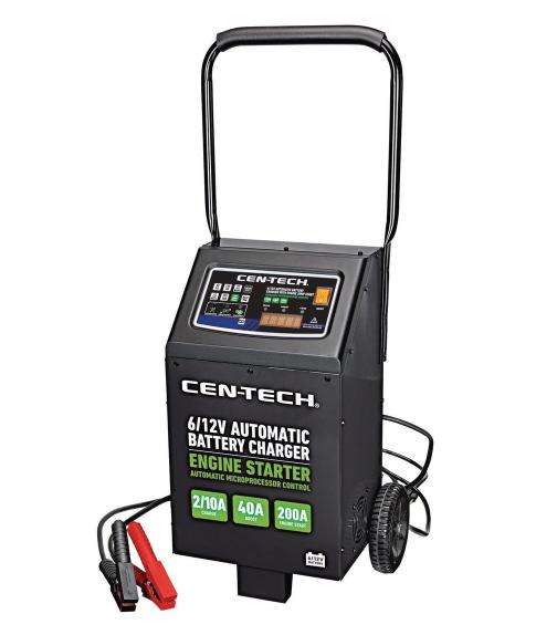 máquina para cargar baterías