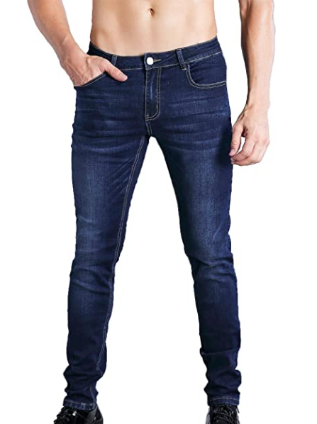 pantalón de jean para hombre
