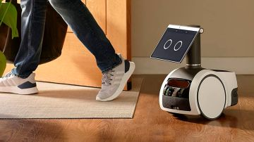 Nuevo Robot Astro de Amazon