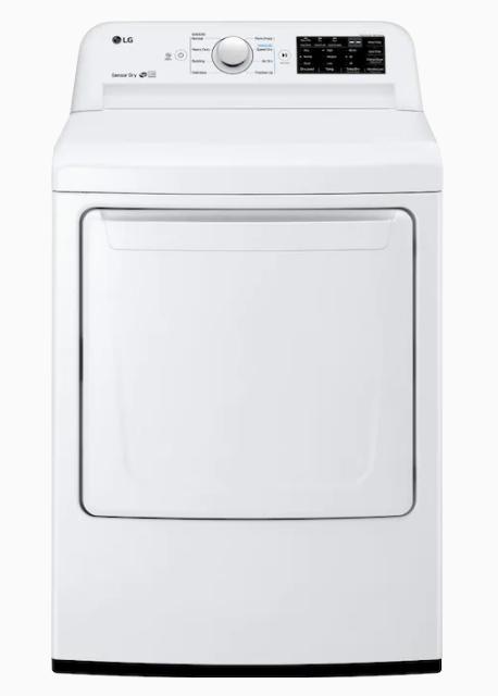 secadora LG