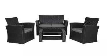 set de muebles para exteriores en descuento