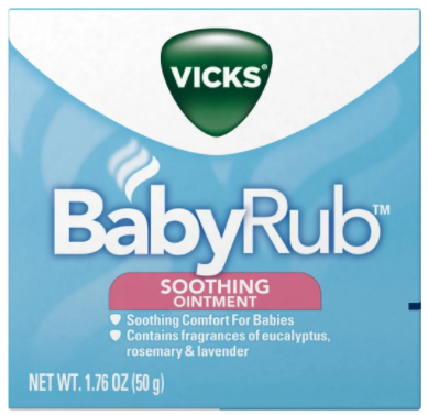 vicks vaporub reconfortante