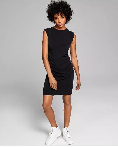 vestido negro versatil