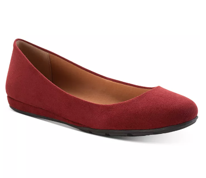 zapatillas vinotinto para mujer