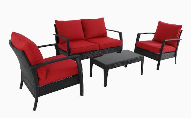 mueble de exteriores