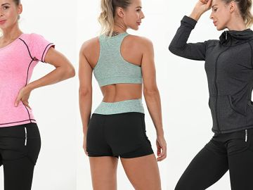 workout clothing